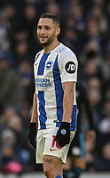 Brighton & Hove Albion's Florin Andone<br /> <br /> Photographer David Horton/CameraSport<br /> <br /> Emirates FA Cup Fourth Round - Brighton and Hove Albion v West Bromwich Albion - Saturday 26th January 2019 - The Amex Stadium - Brighton<br />  <br /> World Copyright © 2019 CameraSport. All rights reserved. 43 Linden Ave. Countesthorpe. Leicester. England. LE8 5PG - Tel: +44 (0) 116 277 4147 - admin@camerasport.com - www.camerasport.com