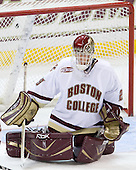 Alex Kremer (Boston College - 29) - The University of Notre Dame Fighting Irish defeated the Boston College Eagles 4-1 on Friday, November 7, 2008, at Conte Forum in Chestnut Hill, Massachusetts.