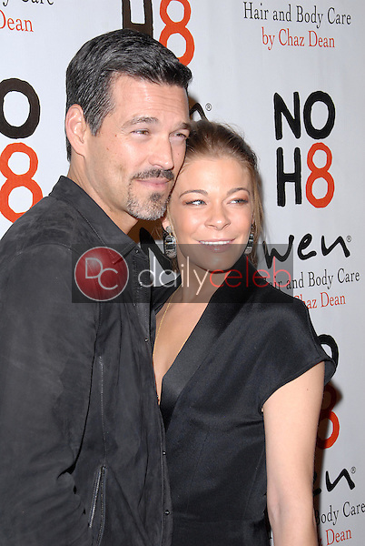 Eddie Cibrian, LeAnn Rimes<br /> at the NOH8 Campaign 4th Anniversary Celebration, Avalon, Hollywood, 12-12-12<br /> David Edwards/DailyCeleb.com 818-249-4998