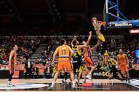 Valencia Basket 92-67 CB Canarias (3-1-2014)