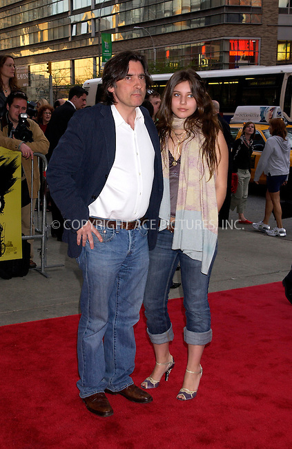 WWW.ACEPIXS.COM . . . . . ....NEW YORK, APRIL 10, 2005....Griffin Dunne at the screening of the filme 'House of D' held at Loews Lincoln Square Theater.....Please byline: KRISTIN CALLAHAN - ACE PICTURES.. . . . . . ..Ace Pictures, Inc:  ..Craig Ashby (212) 243-8787..e-mail: picturedesk@acepixs.com..web: http://www.acepixs.com