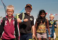 Hjärsås Scoutkår are on Camp In Camp visit to the tivoli.