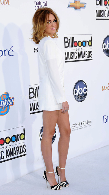 WWW.ACEPIXS.COM . . . . .  ..... . . . . US SALES ONLY . . . . .....May 20 2012, Las Vegas....Miley Cyrus at the 2012 Billboard Awards held at the MGM Hotel and Casino in on May 20 2012 in Las Vegas ....Please byline: FAMOUS-ACE PICTURES... . . . .  ....Ace Pictures, Inc:  ..Tel: (212) 243-8787..e-mail: info@acepixs.com..web: http://www.acepixs.com