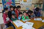 Primary school in Sapa, Northern Vietnam