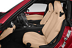 Front seat view of 2019 Mazda MX-5-Miata-RF Grand-Touring 2 Door Targa Front Seat  car photos