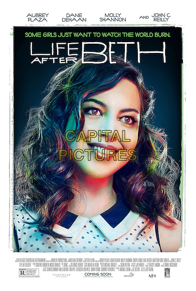 POSTER ART<br /> in Life After Beth (2014) <br /> *Filmstill - Editorial Use Only*<br /> CAP/FB<br /> Image supplied by Capital Pictures