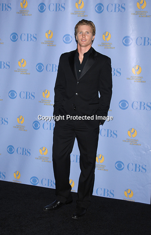 Thad Luckinbill ..posing for photographers in the Press Room at The 34th Annual Daytime Emmy Awards on June 15,2007 at The ..Kodak Theatre in Hollywood, California. ..Robin Platzer, Twin Images......212-935-0770