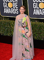 LOS ANGELES, CA. January 06, 2019: Lucy Liu at the 2019 Golden Globe Awards at the Beverly Hilton Hotel.<br /> Picture: Paul Smith/Featureflash