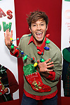 """Thayne Jasperson attend the Opening Night After Party for """"Ruben & Clay's First Annual Christmas Show"""" on December 11, 2018 at The Copacabana Times Square in New York City."""