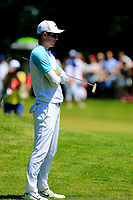 Dylan Frittelli (RSA) looks on during the final round of the Lyoness Open powered by Organic+ played at Diamond Country Club, Atzenbrugg, Austria. 8-11 June 2017.<br /> 11/06/2017.<br /> Picture: Golffile | Phil Inglis<br /> <br /> <br /> All photo usage must carry mandatory copyright credit (&copy; Golffile | Phil Inglis)
