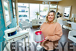 Cathriona Rohan getting ready to reopen Cathriona's Hairsalon in Tralee on the 29th of June