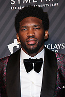 NEW YORK, NY - DECEMBER 5:  Joel Embiid  at the 2017 Sports Illustrated Sportsperson Of The Year Awards at Barclays Center on December 5, 2017 in New York City. Credit: Diego Corredor/MediaPunch /NortePhoto.com NORTEPHOTOMEXICO