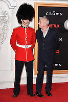"""Stephen Daldry<br /> at the World Premiere of the Netflix series """"The Crown"""" at the Odeon Leicester Square, London.<br /> <br /> <br /> ©Ash Knotek  D3192  01/11/2016"""