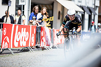 Lars Van Der Haar (NED/Telenet Fidea Lions)<br /> <br /> Baloise Belgium Tour 2019<br /> Stage 3: ITT Grimbergen – Grimbergen 9.2km<br /> ©kramon