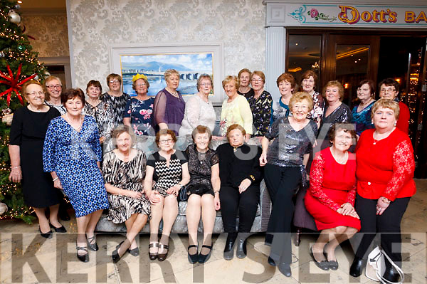 The Ballyheigue Active retirement Group enjoying their Xmas party in the Rose Hotel on Saturday night.