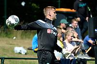 HAREN - Voetbal, Eerste Training FC Groningen  sportpark de Koepel, 01-07-2017,  keepertrainer Bas Roorda