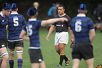 120619 Traditional Schools Rugby Match - Wellington College v Christchurch BHS