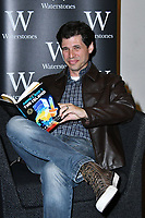 Max Brooks book signing