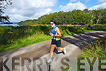 Mary Oconnell who took part in the Killarney Women's Mini Marathon on Saturday last.