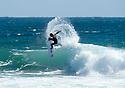 Tahitian Michel Bourez at Yallingup, Western Australia.
