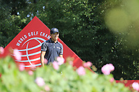 Ashun Wu (CHN) on the 2nd tee during the 2nd round of the WGC HSBC Champions, Sheshan Golf Club, Shanghai, China. 01/11/2019.<br /> Picture Fran Caffrey / Golffile.ie<br /> <br /> All photo usage must carry mandatory copyright credit (© Golffile   Fran Caffrey)