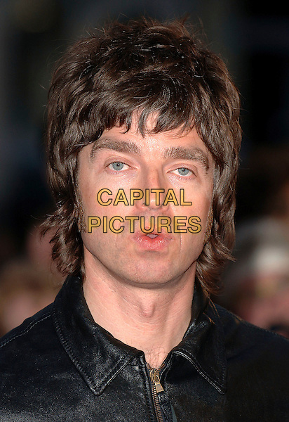 NOEL GALLAGHER.attending the 2007 Brit Awards, Earls Court, .London, England,14th February 2007..Brits portrait headshot oasis.CAP/ BEL.©Tom Belcher/Capital Pictures.