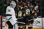 San Jose Sharks at Vegas Golden Knights - Stanley Cup Playoffs - Game 5 - May 4, 2018