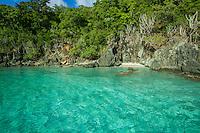 Mermaids Chair aka Two Butt Beach<br /> Hawksnest Bay<br /> Virgin Islands National Park<br /> St. John<br /> U.S. Virgin Islands