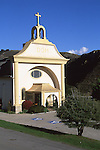 St. Vincent de Paul Church in Davenport, CA