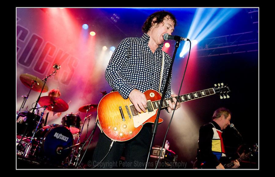 Buzzcocks - Live at Shepherds Bush Empire - 30-01-2009