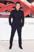 "Donnie Yen<br /> at the ""xXx: Return of Xander Cage"" premiere at O2 Cineworld, Greenwich , London.<br /> <br /> <br /> ©Ash Knotek  D3216  10/01/2017"