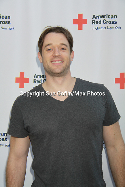 Tom Degnan at the 7th Annual Rock Show For Charity hosted by Kristen Alderson and Gina Tognoni and Bradley Cole to benefit American Red Cross - disaster relief efforts in Japan on October 8, 2011 at the SoHo Playhouse, New York City, New York. (Photo by Sue Coflin/Max Photos)
