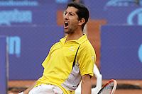 Challenger Santiago 2014 Podlipnik vs Schwank