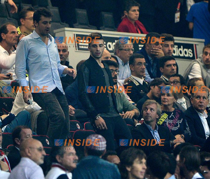 Andrea Iannone<br /> Milano 20-09-2014 Stadio Giuseppe Meazza - Football Calcio Serie A Milan - Juventus. Foto Giuseppe Celeste / Insidefoto