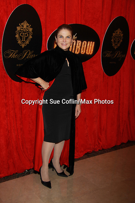 "All My Children, As The World Turns and Ryan's Hope Tovah Faldshuh attends opening night - A Star is Born as ""End Of The Rainbow"" opens on Broadway on April 2, 2012 at the Belasco Theatre, New York City, New York with the black-tie after is at the Plaza  (Photo by Sue Coflin/Max Photos)"