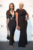 Cynthia Bailey and Nene Leakes at the American Ballet Theatre Spring Gala at Lincoln Center in New York City. May 14, 2012. © Diego Corredor/MediaPunch Inc.