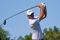 Nicolas Colsaerts (BEL) on the 6th tee during Round 2 of the Abu Dhabi HSBC Championship 2020 at the Abu Dhabi Golf Club, Abu Dhabi, United Arab Emirates. 17/01/2020<br /> Picture: Golffile   Thos Caffrey<br /> <br /> <br /> All photo usage must carry mandatory copyright credit (© Golffile   Thos Caffrey)