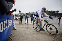2015 CX World Champion Mathieu Van der Poel (NLD/BKCP-Powerplus)<br /> <br /> Elite Men's Race<br /> Krawatencross<br /> bpost bank trofee