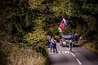 Daniel Felipe Martínez (COL/EF Education First)<br /> Elite Men Individual Time Trial<br /> from Northhallerton to Harrogate (54km)<br /> <br /> 2019 Road World Championships Yorkshire (GBR)<br /> <br /> ©kramon