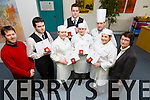 Winner of Culinary Awards at the IT Tralee on Monday Pictured Ronan Doyle, Lecturer, Daniel Griffin, Bronze, cook serve Competition, Niamh Stack, Bronze in Junior Lamb, Louise Brosnan, silver in Pork open class,  Jack Watkinson, Bronze, cook serve Competition, Adrian O'Sullivan, Bronze, in Senior Lamb, Dan Brown, Lecturer, Mentor, Clodagh Tehan, Bronze, cook serve Competition Deirdre Sugrue, Lecturer IT Tralee,