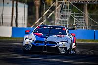 #24 BMW TEAM RLL (USA) BMW M8 GTE GTLM JESSE KROHN (FIN) JOHN EDWARDS (USA) PHILIPP ENG (AUT)