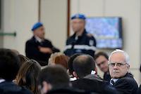 Roma, 19 Novembre 2015<br /> Giovanni Fiscon ex AD AMA<br /> Aula bunker di Rebibbia<br /> Terza udienza del processo Mafia Capitale, Roma Capitale, avvocati,