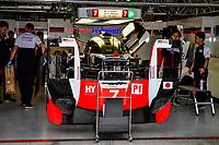 #7 TOYOTA GAZOO RACING (JPN) TOYOTA TS050 HYBRID LMP1 MIKE CONWAY (GBR) JOSE MARIA LOPEZ (ARG) KAMUI KOBAYASHI (JPN)