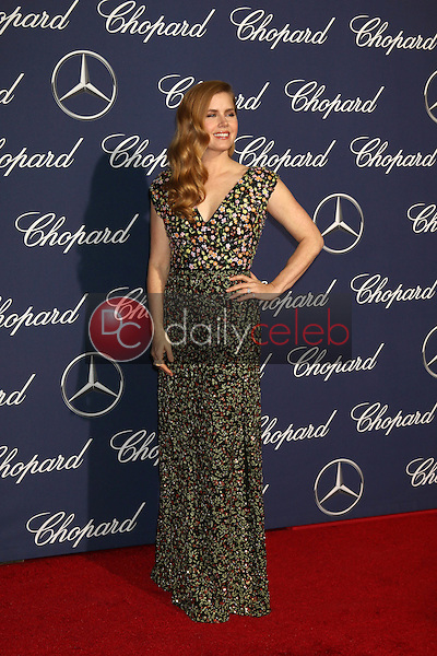 Amy Adams<br /> at the 2017 Palm Springs International Film Festival Gala, Palm Springs Convention Center, Palm Springs, CA 12-02-17<br /> David Edwards/DailyCeleb.com 818-249-4998