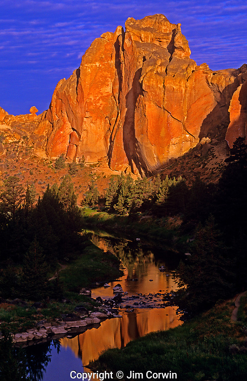 Central Oregon Landscapes and Local Attractions