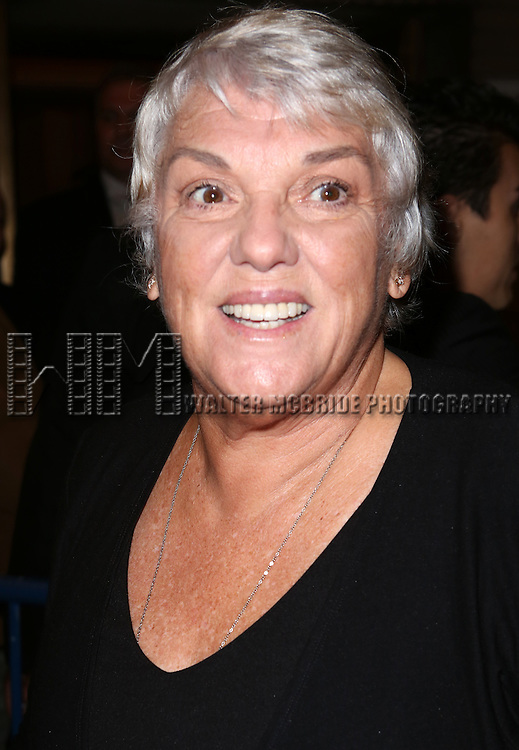 Tyne Daly  attends the Broadway Opening Night Performance of 'The Glass Menagerie' at the Booth Theatre in New York City on September 16, 2013.