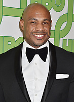 BEVERLY HILLS, CA - JANUARY 06: Kareem Biggs Burke attends HBO's Official Golden Globe Awards After Party at Circa 55 Restaurant at the Beverly Hilton Hotel on January 6, 2019 in Beverly Hills, California.<br /> CAP/ROT/TM<br /> ©TM/ROT/Capital Pictures