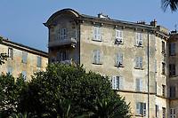 Wohnhaus in Bastia, Korsika, Frankreich