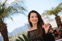 Shu Qi <br /> Festival del Cinema di Cannes 2015<br /> Foto Panoramic / Insidefoto