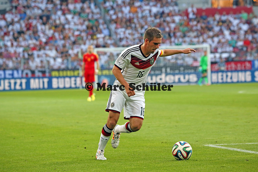 Philipp Lahm (D) - Deutschland vs. Armenien in Mainz